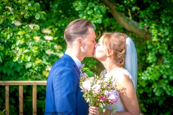 local wedding photographer oxford