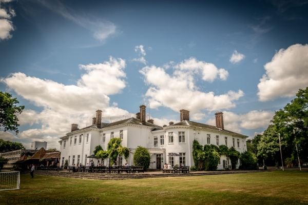 Milton Hill House Wdding Photography