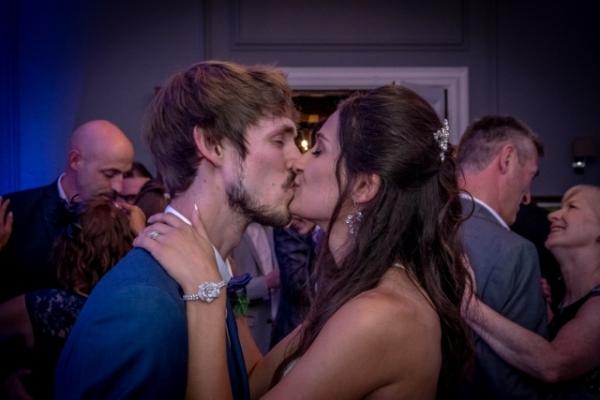 The Kiss !!!