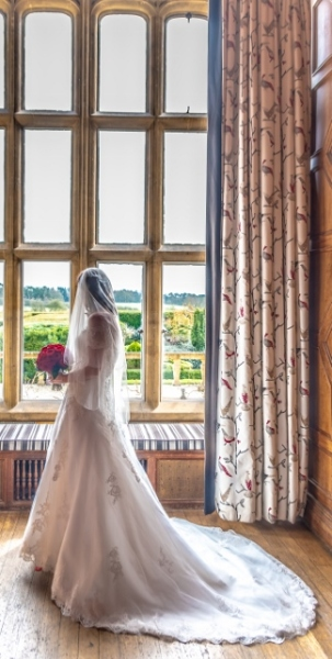 oxfordshire wedding days with a beautiful bride