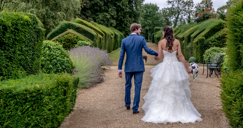 wedding day photography at the manor country house hotel weston on the green