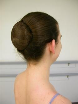 Ballet Bun or ponytail