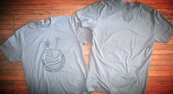 The Knoxville Permaculture T-shirt!