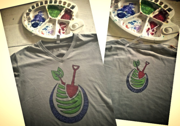 Hand Painted Guild Shirts