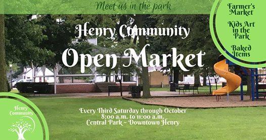 Henry Community Open Market