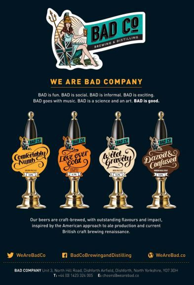 BAD Co Beers
