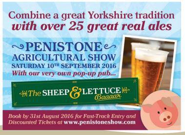 Penistone Show 2016