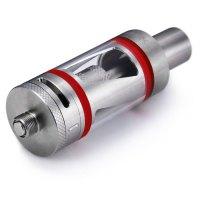 Authentic Vortex BVDC Clearomizer 5ml - 0.5ohm(30-80W) - stainless steel + glass