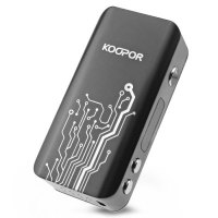 Authentic Koopor Mini 60W TC Temperature Control VW Variable Wattage APV Box Mod 1-60W / 200-600'F(100-315'C) / 1x18650