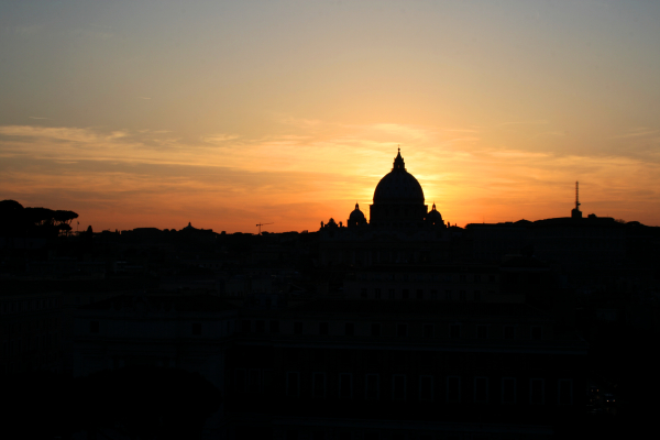 Rome Drone Photography