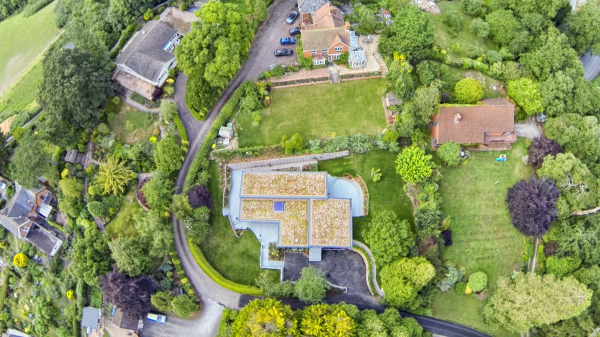 Aerial Photography for Estate Agents