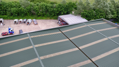 Exeter Eco Home Aerial Survey