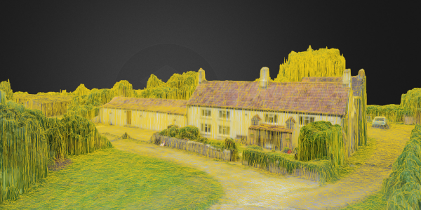 3D model from drone