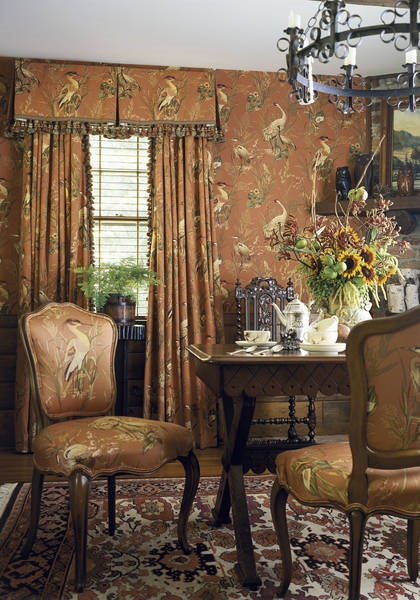 Thibaut Traditional Interior Design