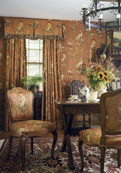 Thibaut Traditional Interior Design