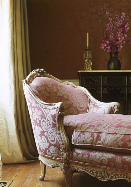 Damask Chair Interior Design