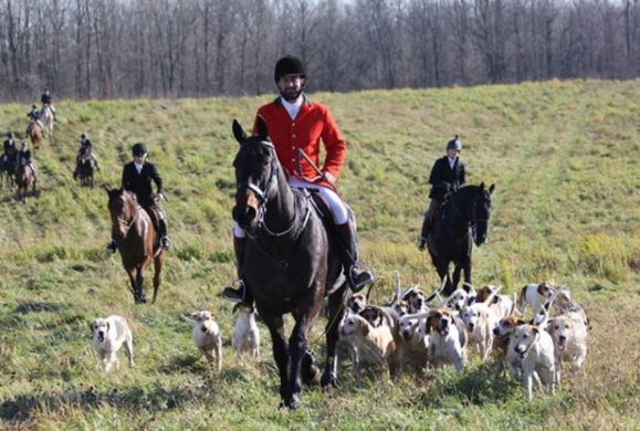 Ride with Hounds