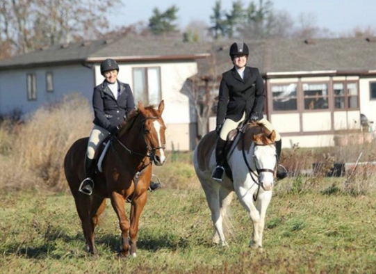 The most fun you can have on a horse (besides endurance riding!)