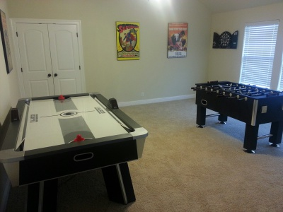 Game Room Design
