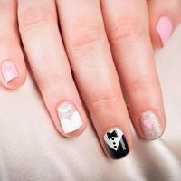 Best Bridal maniqure, Wedding Nails