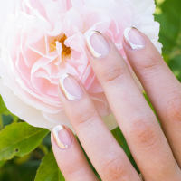 Best on Location Bridal Nail Service. Seattle Maniqure