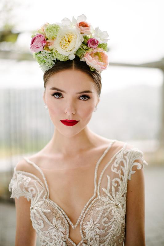 Best on location makeup artist wedding bride