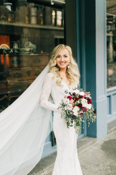Luxurious Wedding Makeup and Hair Seattle