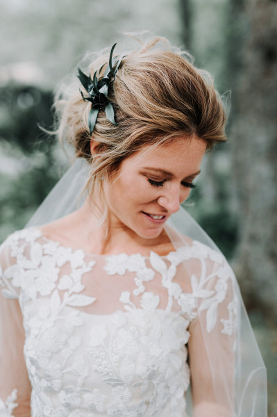 Seattle Bridal Hair Stylist