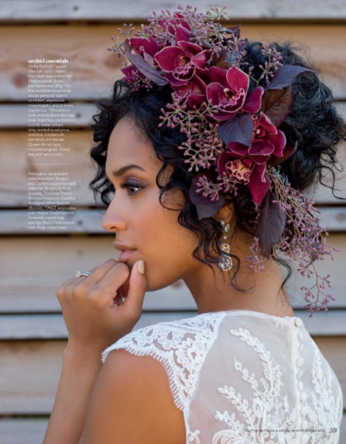 Seattle Best Makeup Artist Hair Stylist