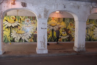 brenda barnum Installations and murals