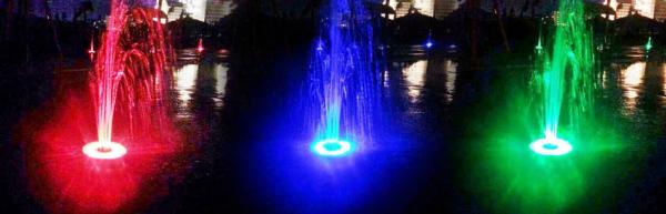 Aqua Spray - W - Led