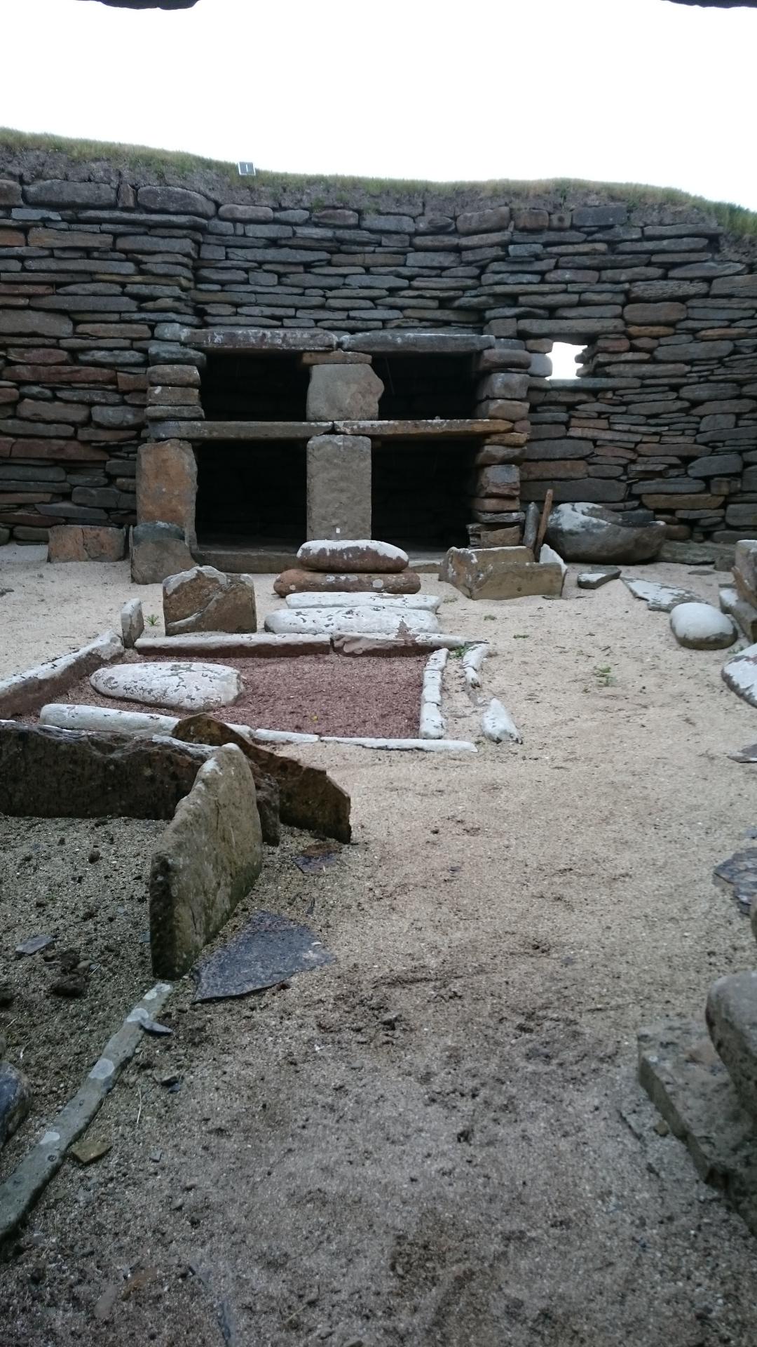 Skara Brae Neolithic Site