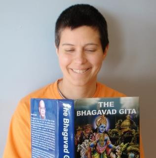Bhagavad Gita read by YANA teacher
