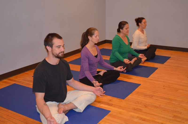 Balancing Body and Mind with Yoga
