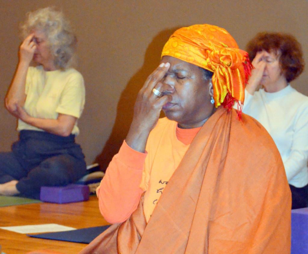 Changing Mental Patterns with Viloma Pranayama