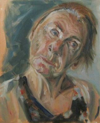 Roslyn Burns - Quick 2 hour portrait