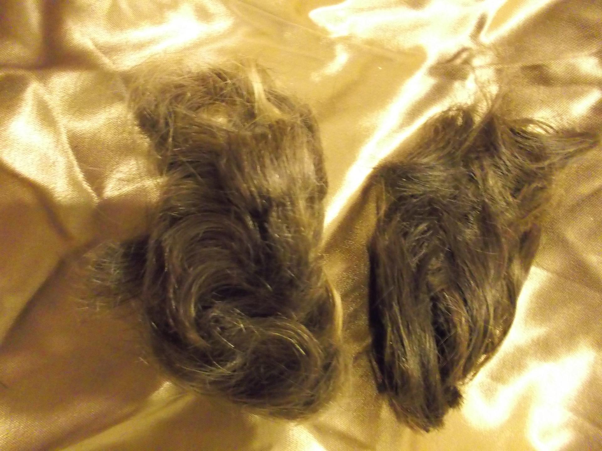 human hair collection