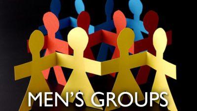 Men's Small Group Meetings