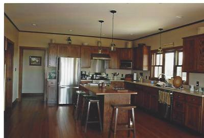 Hardwood Flooring, House Doors and Trim