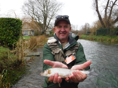 Fly Fishing River Coln