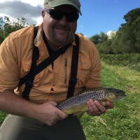 River Test trout