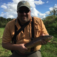 River Test brown trout
