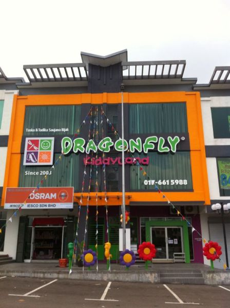 Dragonfly KiddyLand  MAHKOTA CHERAS,KAJANG