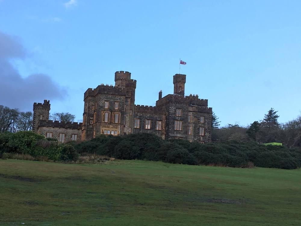 Lews Castle, Stornoway, Isle of Lewis