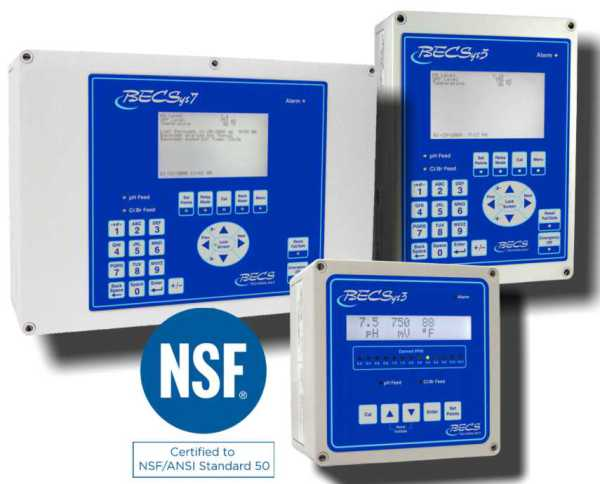 Water Chemistry Controller
