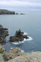 Ferguson's Gang saved Mayon Cliffs, Land's End and the Irish Lady in Sennen Cornwall
