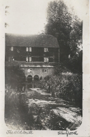 shalford mill Guildford Surrey- national trust property saved by Fergusons Gang