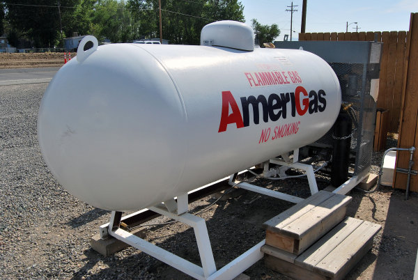 Propane available
