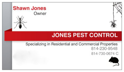 Pest Control Warren PA