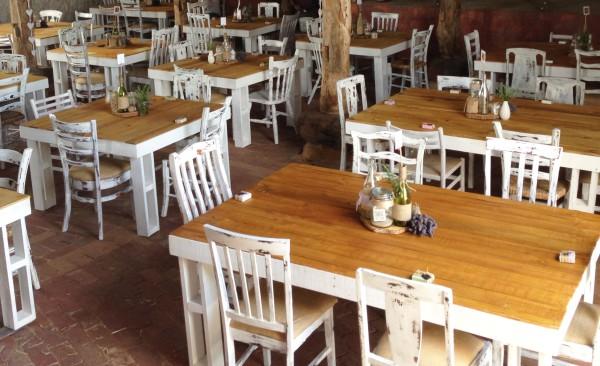 Rustic Wedding Tables Melbourne